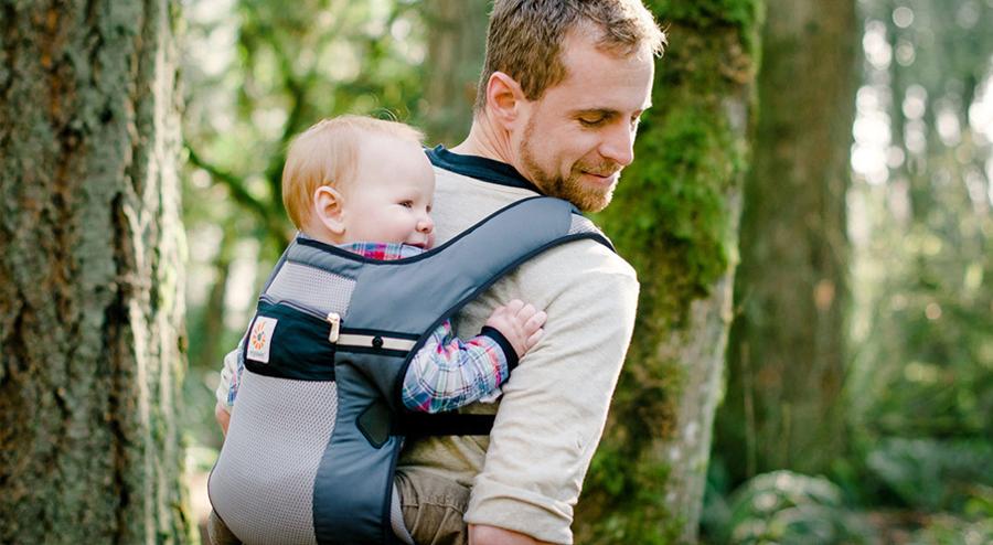 portabebe, imprescindible para el bebe