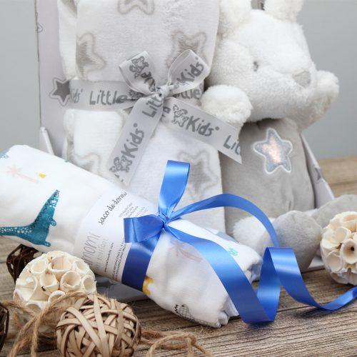 canastilla bebe, cesta de regalo
