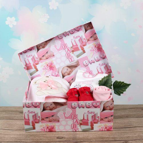 Canastilla para bebe, cesta regalo para bebe, cesta regalo