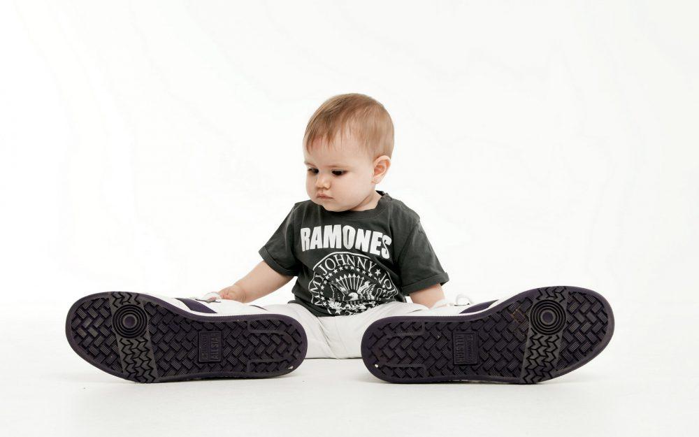 calzado de verano para bebes