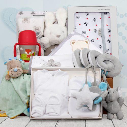 Cesta regalo para bebes